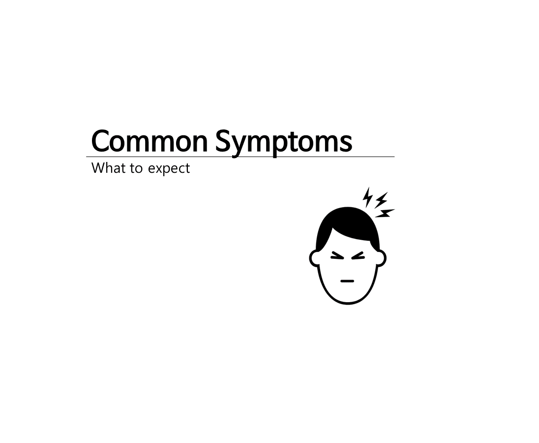 Common Symptons