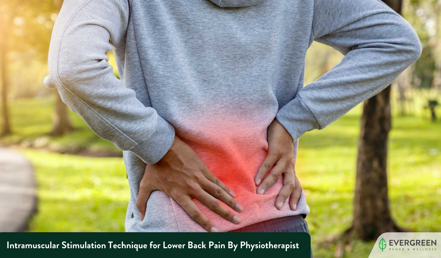 Intramuscular Stimulation Technique for Lower Back Pain By Physiotherapist