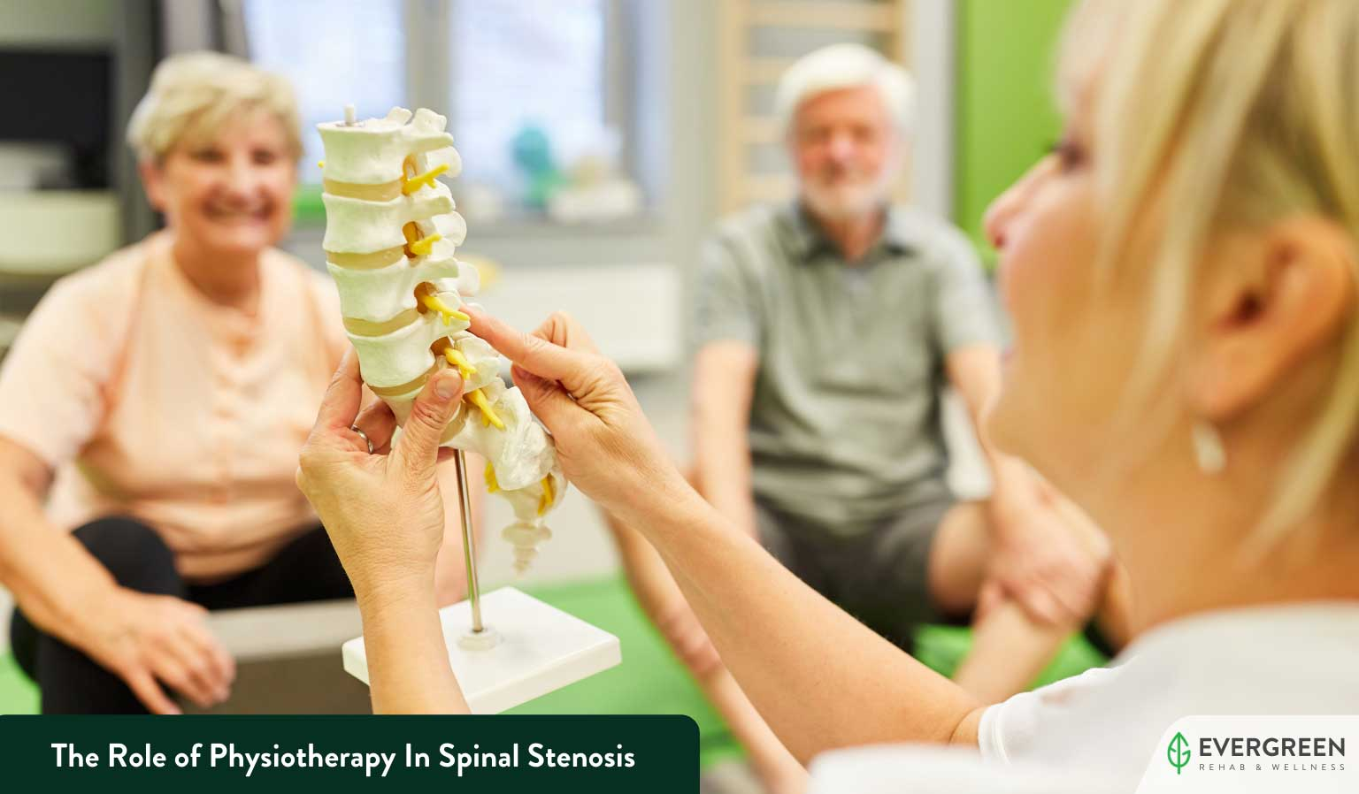 The Role of Physiotherapy In Spinal Stenosis