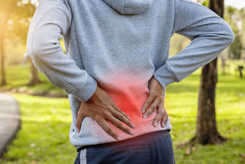 Treating Low Back Pain With Intramuscular Stimulation Technique By Physiotherapist