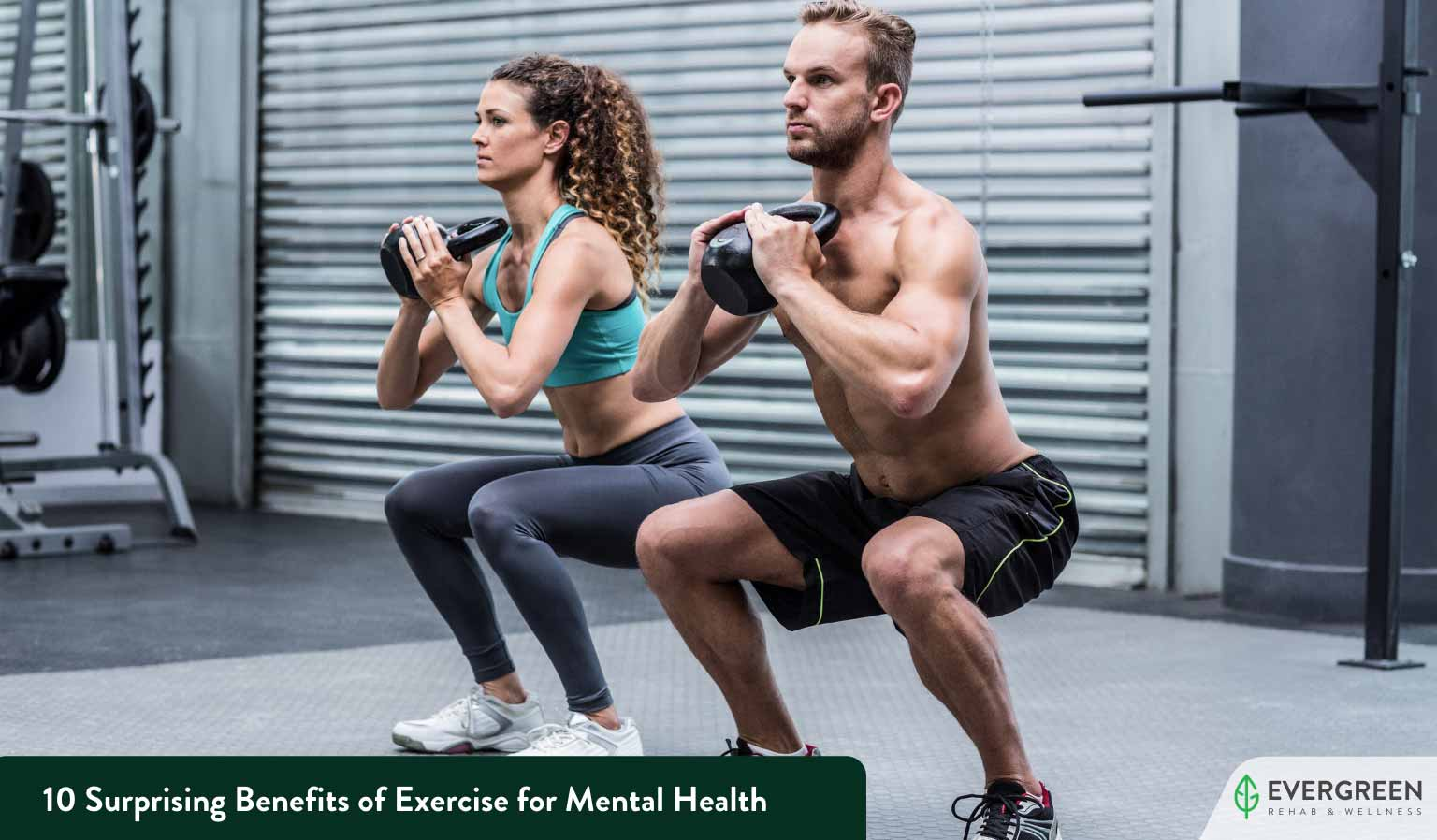 10 Surprising Benefits of Exercise for Mental Health