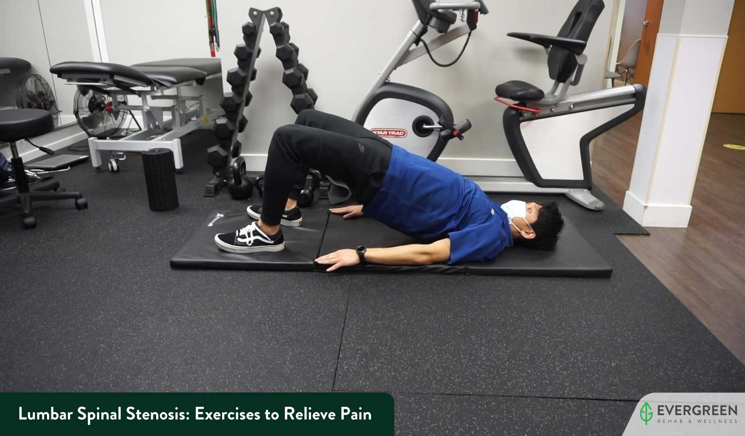 Lumbar Spinal Stenosis: Exercises to Relieve Pain