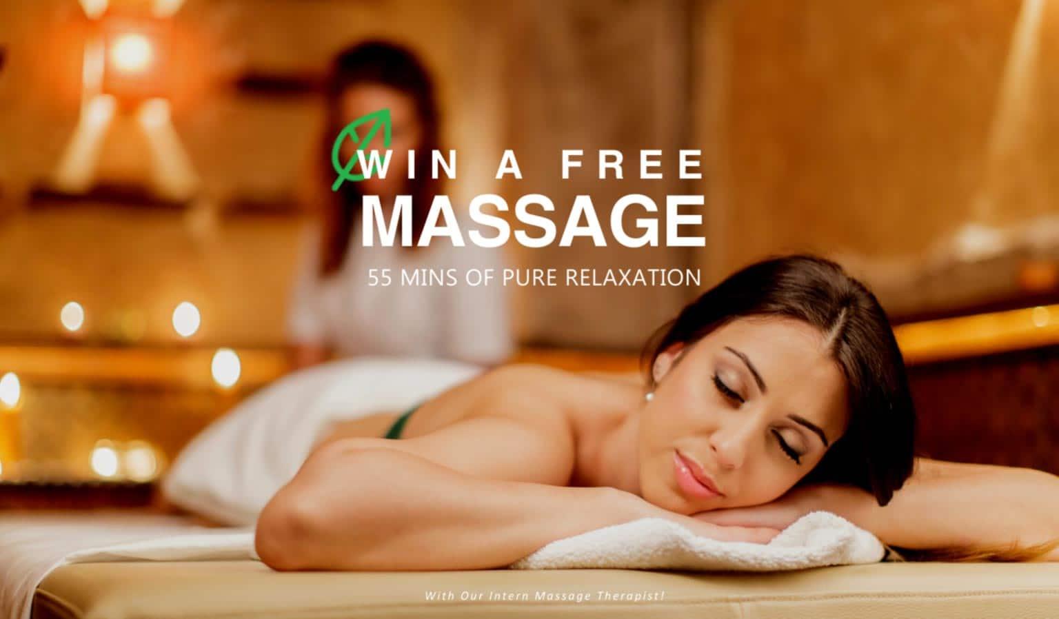 Massage-Giveaway