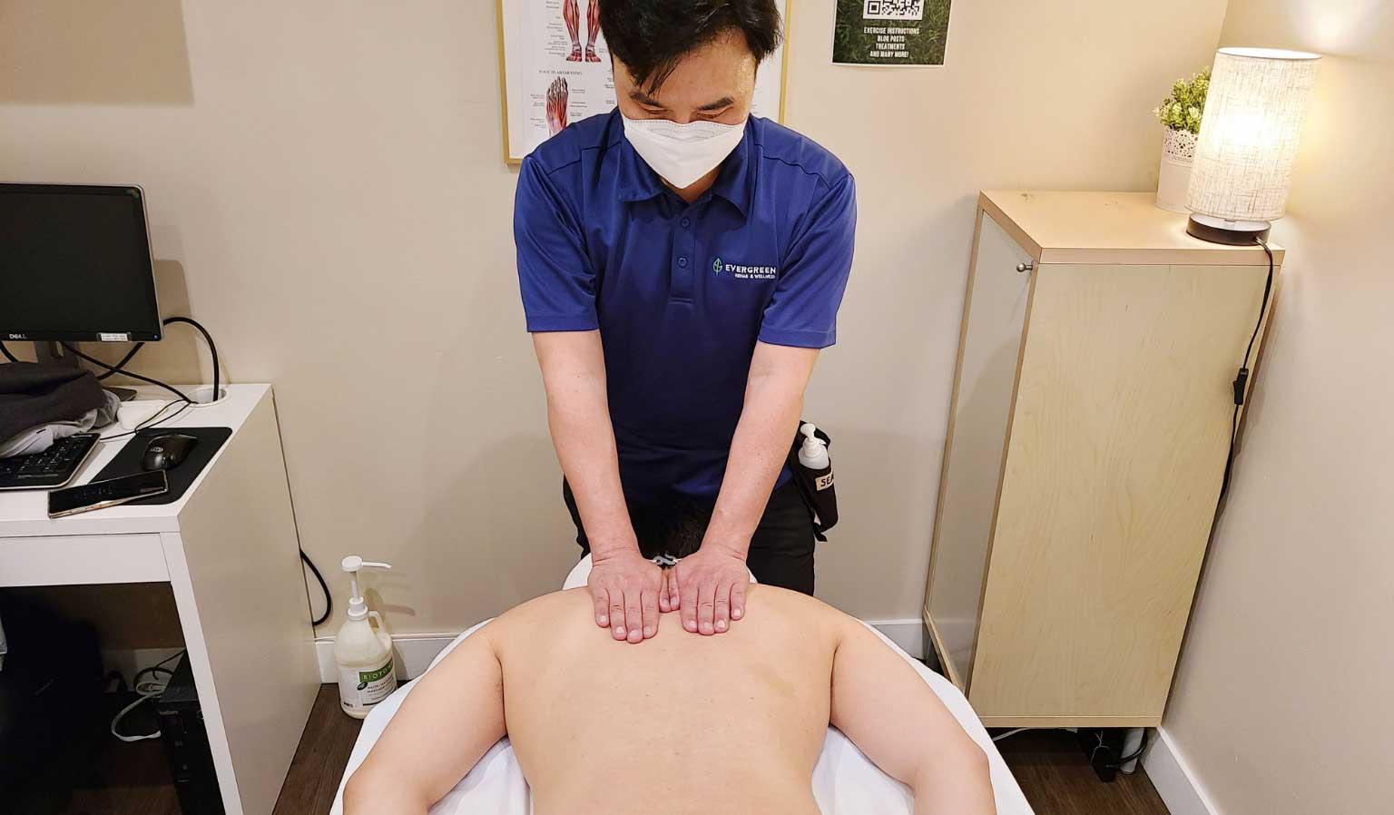 Massage-Techniques