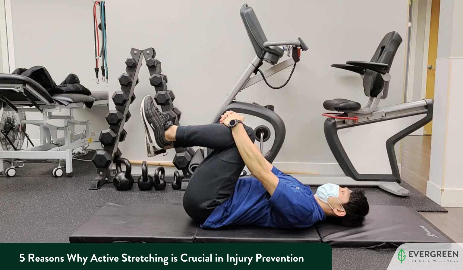 5 Reasons Why Active Stretching is Crucial in Injury Prevention