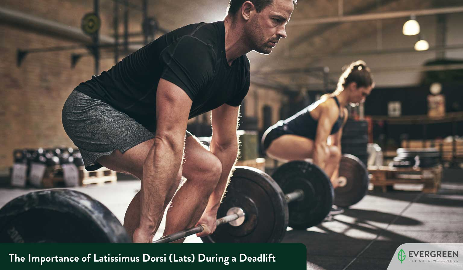 The Importance of Latissimus Dorsi (Lats) During a Deadlift