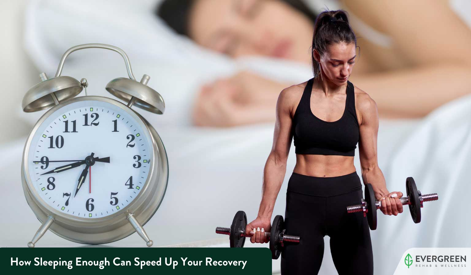 How Sleeping Enough Can Speed Up Your Recovery