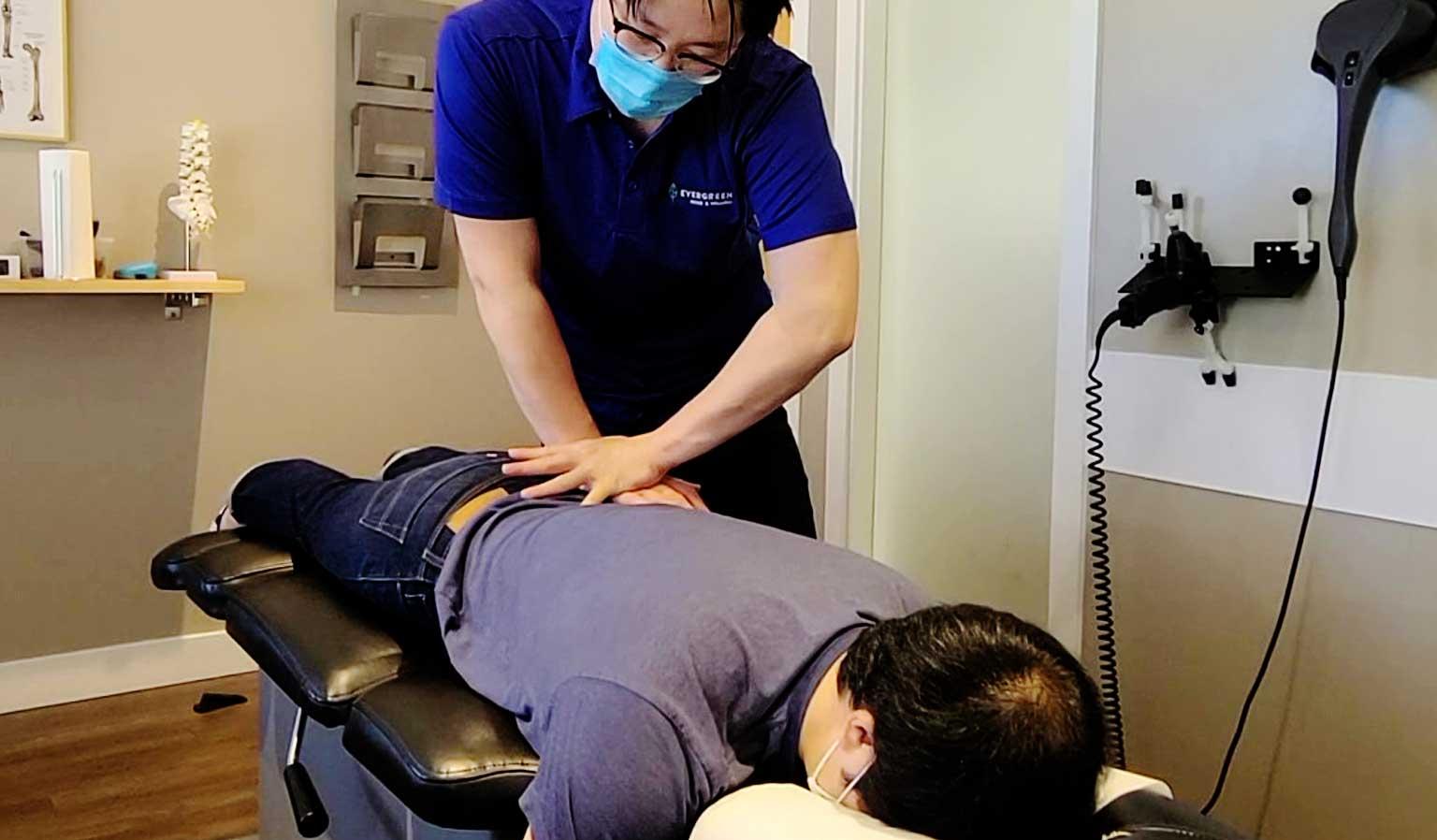 Chiropractor in Coquitlam