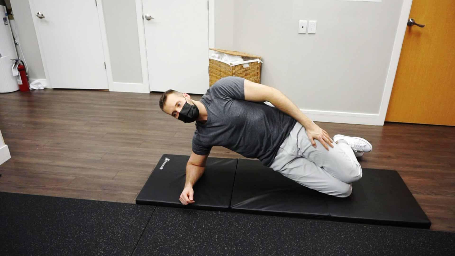 Slide Plank