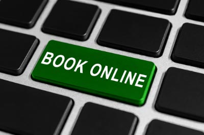24/7 Online Booking
