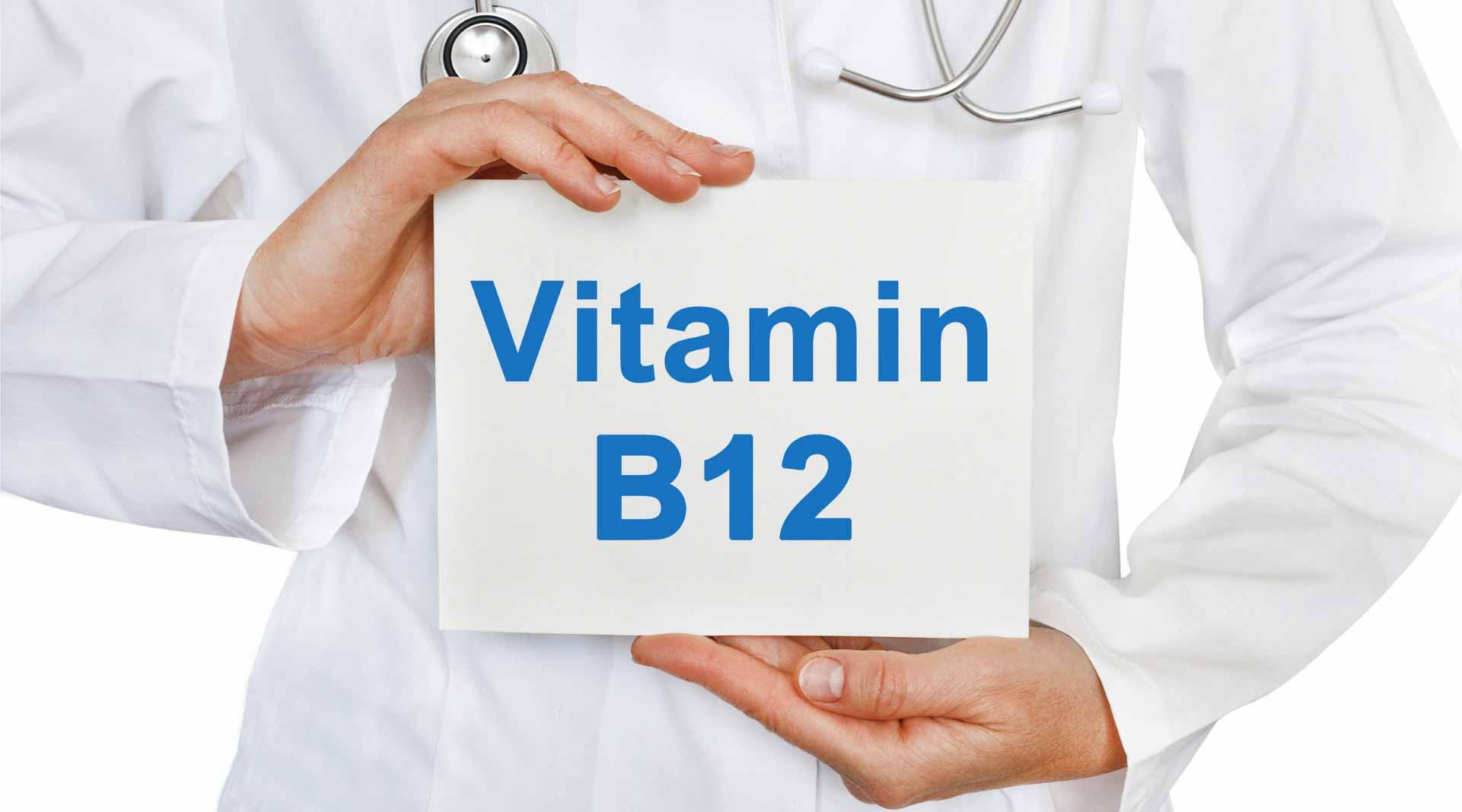 Vitamin B12 injection