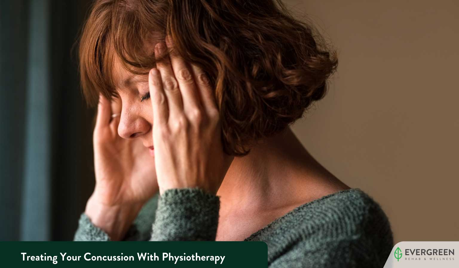 Treating Your Concussion With Physiotherapy