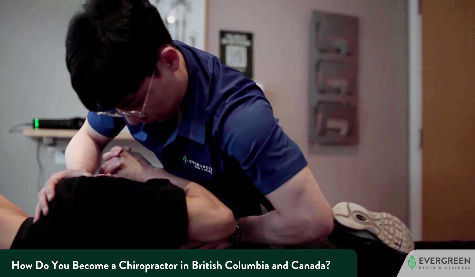 Chiropractor in British Columbia