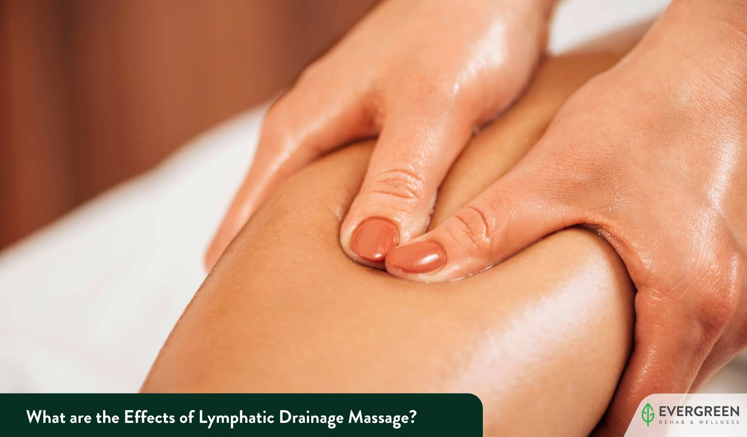What are the Effects of Lymphatic Drainage Massage